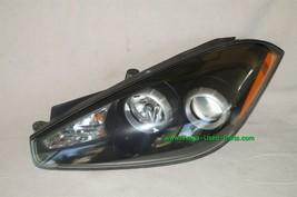 07-08 Hyundai Tiburon Headlight Head light Lamp Driver Side - LH **POLISHED**, image 1