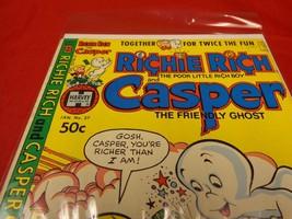 Richie Rich & Casper #37 (Jan 1981, Harvey) VF ... - $9.82