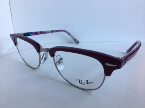 cdc368e7698 New Ray-Ban RB 5154 RB5154 5652 49mm Silver and 50 similar items