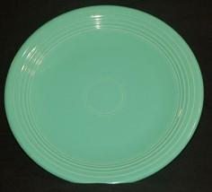 """Fiestaware 11 7/8"""" Round Platter green - $18.99"""
