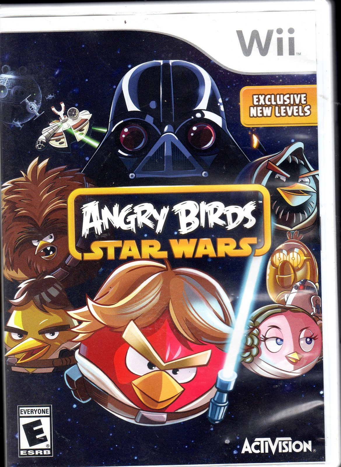 Primary image for Angry Birds Star Wars (Nintendo Wii, 2013) No Manuel