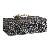 Uttermost Box in Aged Black - $156.20