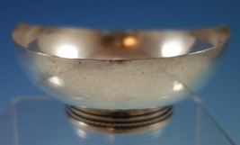 K. G. Markstrom .830 Silver Swedish Bowl Oval Hammered Dated 1960 (#2163) - $323.10