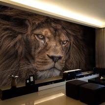 "3D Wallpaper "" Lion"" - $35.00+"
