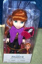 "My First Disney FROZEN 2 Petite ANNA 6"" Doll New - $16.34"