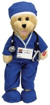 "Chantilly Lane 19"" Scrubs Male Bear Sings ""Bad Case of Loving You"" - $45.86"