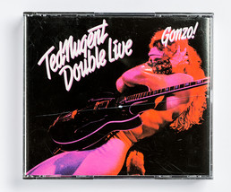 Ted Nugent - Double Live Gonzo - Classic Rock Music CD - $6.00