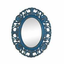 Accent Plus Vintage Belle Blue Mirror 17.25x0.5x21.25 - $79.96