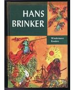 1956 Hans Brinker 3rd Print ORIGINAL Vintage Hardback Book Windermere - $19.79