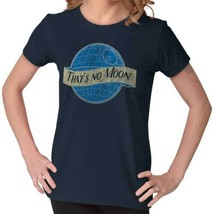 That No Blue Moon Funny Shirt Star Death Star Wars Beer Darth Womens T S... - $9.99+