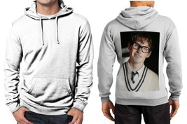 Stephen Hawking Young Classic Hoodie Men's White - $30.85+