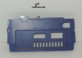 Nintendo Gamecube OEM Replacement Back Cover Plate - $9.50