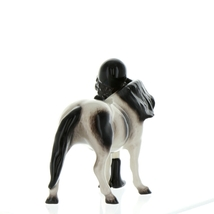 Hagen Renaker Specialty Horse Girl with Pinto Pony Ceramic Figurine image 6