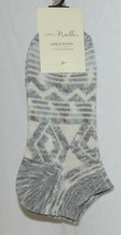 Simply Noelle Ankle Socks Grays Light Blues Cream Colors One Size Fits Most image 1