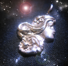 HAUNTED ANTIQUE NECKLACE EXPLOSION OF BEAUTY MOST DESRIED HIGHEST LIGHT MAGICK - $9,907.77