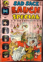 SAD SACK LAUGH SPECIAL #46 (1969) Harvey Comics Giant Size VG - $9.89