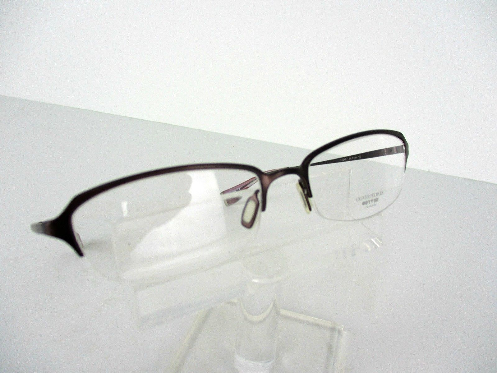 be473e04c6 Oliver Peoples Fawn (CU) Purple TITANIUM 51 and 50 similar items