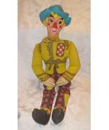 vintage 1960 Wizard of Oz Scarecrow  - $19.75