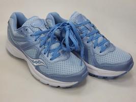 Saucony Cohesion 11 Size 7 M (B) EU 38 Women's Running Shoes Blue S10240-3