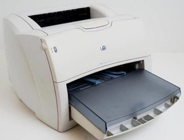 HP LaserJet 1300 Printer --Refurb with full Tray & Cord Grade A ! Soleno... - $134.49