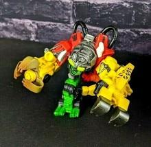 "Transformers 2 Destroyer Figurine Plastic 5"" Construction Devastator Com... - $30.68"