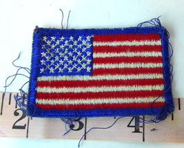 American Flag Patch BSA Boy Scouts 1973 Used - $8.86