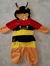 Winnie Pooh As Bee Disney Store Costume Size 18 Months Halloween NO WINGS AS IS - $14.46