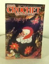ANNIE'S CROCHET NEWSLETTER - NOVEMBER-DECEMBER ... - $6.79