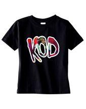 KOD Kids on Drugs J Cole Inspired Black T-Shirt Graphic Tee - $16.99+