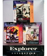 Medio Explorer Collection: JFK Assasination, Exploring Ancient Architect... - $59.35