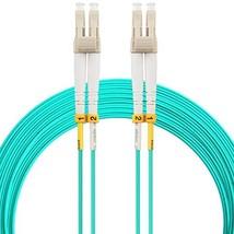 Fiber Patch Cable, Dathuil 20m / 66ft OM3 Multimode Duplex Fiber Patch Cord, 10G