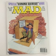 Mad Magazine March/April 1994 No. 326 Homeless Sweet Homeless Very Fine VF 8.0 - $6.60