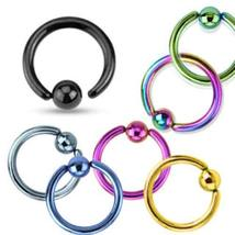 syarief_jit Fixed Ball Captive Bead Rings CBR's Wholesale Body Jewelry 1... - $30.69