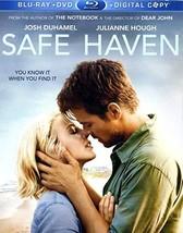 Safe Haven (Blu-ray + DVD)