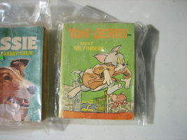 3-  A BIG LITTLE BOOK  Lassie, Tom & Jerry. Whitman 1960s image 4