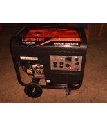 Genfor GF8000CE-W 7,000-watt Gasoline Powered Portable Generator with El... - $970.15