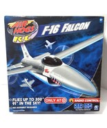 AIR HOGS RC F-16 FALCON FIGHTER RADIO CONTROL AIRPLANE (TARGET EXCLUSIVE) - $60.61