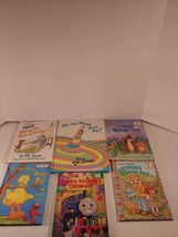 Lot of 6 Beginner Books Thomas Big Bird Arthur Land Before Time + More - $7.83