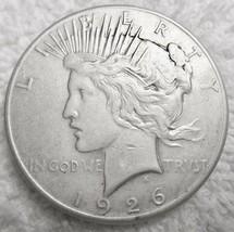 Uncirculated 1926-S San Francisco Mint Silver Morgan Dollar Nice Coin - $42.13