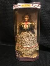 Barbie Dolls Of The World Europe Austrian Collector Edition 21553 NIB - $18.70