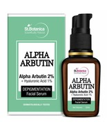 StBotanica Alpha Arbutin 2% + Hyaluronic Acid 1% Depigmentation Face Ser... - $31.25