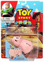 Vintage 1995 Toy Story Hamm Piggy Bank Style Action Figure - $21.29