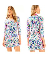 NWT Lilly Pulitzer Beacon Dress Pinacolada Club Reduced Small - $98.99