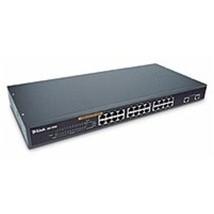 D-Link DES-1026G 24-Port Unmanaged Layer 2 Switch with 2 Gigabit Ports -... - $163.21