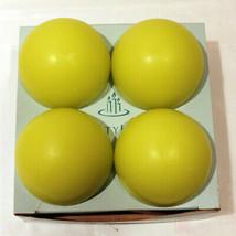 Retired Vhtf Party Lite Fresh Green Apple Aroma Melts Box Of 4 Z24520 - $4.85