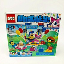 LEGO Unikitty Party Time 41453 Building Kit 214 Pieces Manufacturer Disc... - $29.00