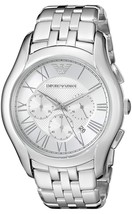 Emporio Armani Men's AR1702 Classic Chronograph Stainless Steel Watch - $170.28