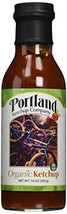 Organic Natural Ketchup: Portland Ketchup Company 14 oz Gluten-Free Vegan No-GMO