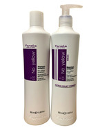 Fanola No Yellow Shampoo & Mask Set 11.8 OZ - $27.79