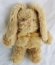 Commonwealth Plush Rabbit Brown Cottontail Bunny Shaggy Lop Ear Stuffed ... - $39.58